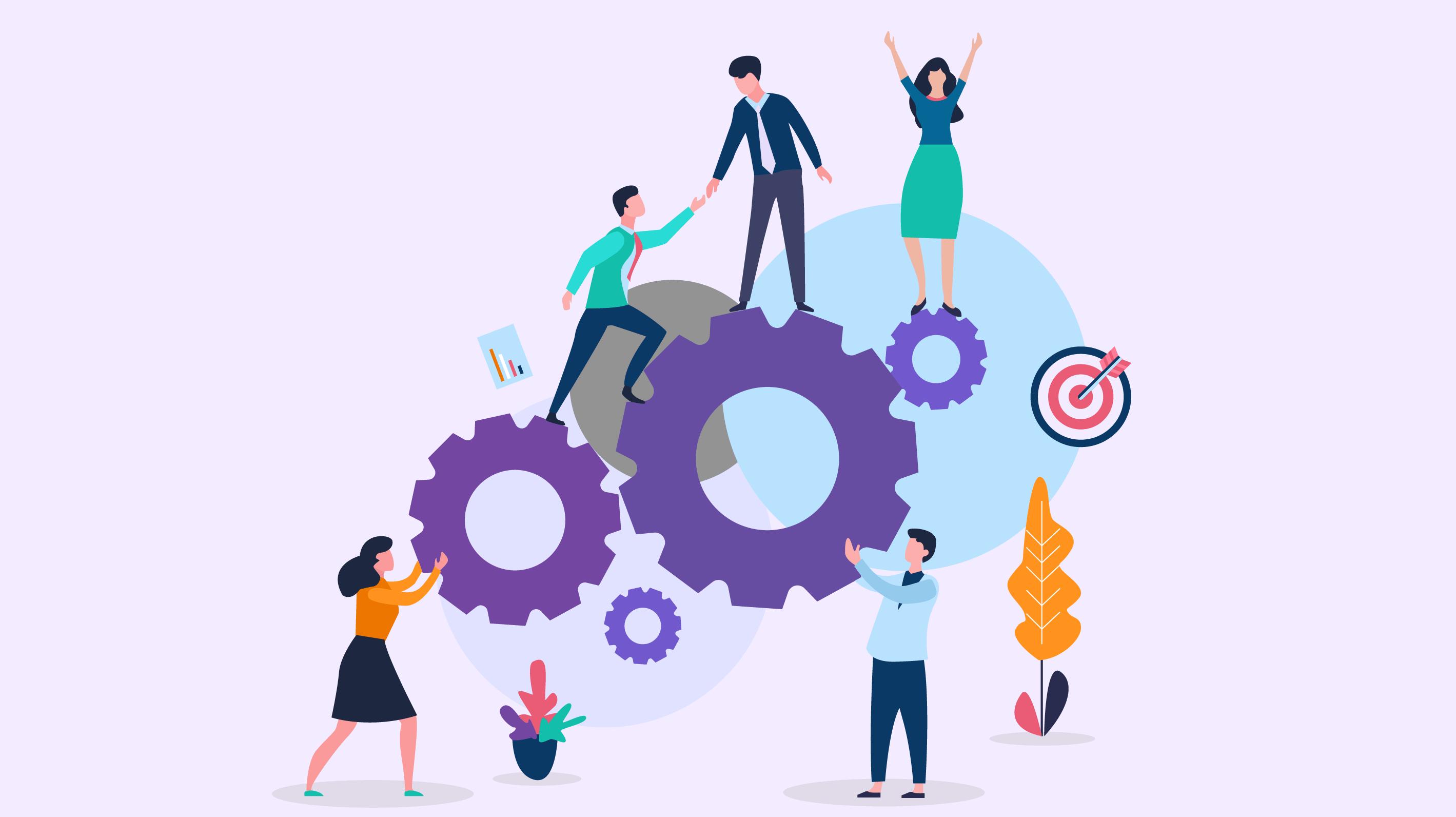 Những lợi ích thiết thực của việc tổ chức teambuilding đối với doanh nghiệp