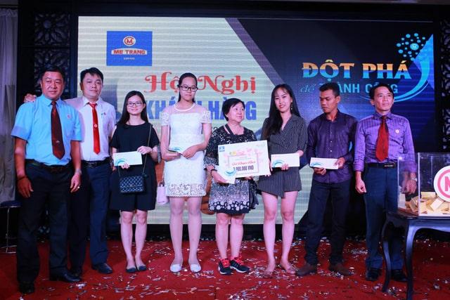 Công ty cà phê Mê Trang tổ chức hội nghị khách hàng nhằm cảm ơn và tri ân khách hàng
