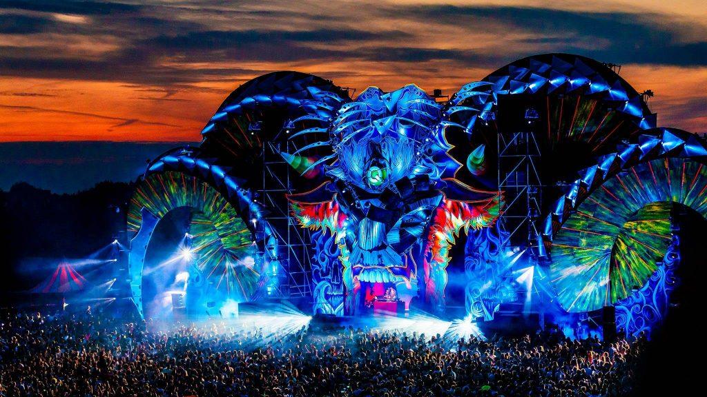 EDM Identity - 4 lễ hội âm nhạc nổi tiếng nhất thế giới