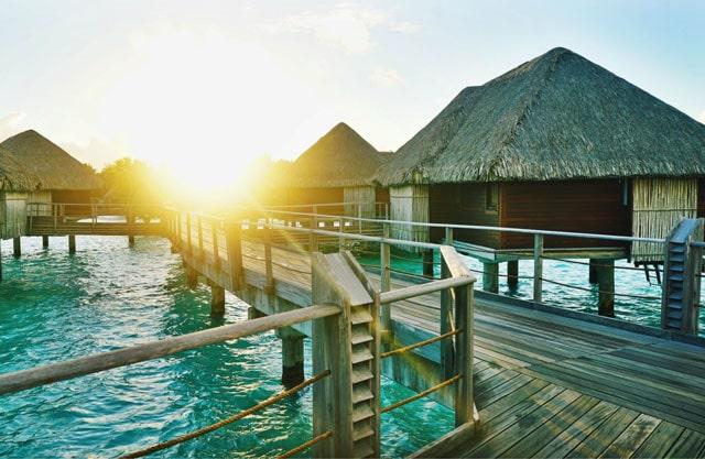 Resort là khu nghỉ dưỡng cao cấp trong lĩnh vực Nhà hàng – Khách sạn