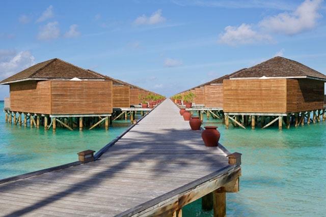 Kiến trúc của resort phải được thiết kế đồng nhất, hài hòa