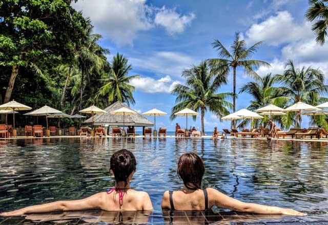 Resort có nhiều loại hình, phù hợp với mục đích của từng đối tượng khách hàng