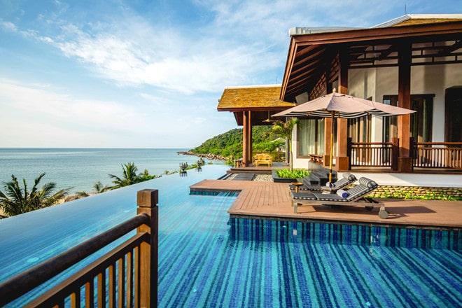 Resort Inter Continentai Sun Peninsula Đà Nẵng - resort tốt nhất Việt Nam