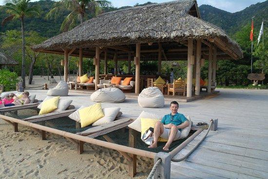 Không gian yên tĩnh và trong lành tại Resort