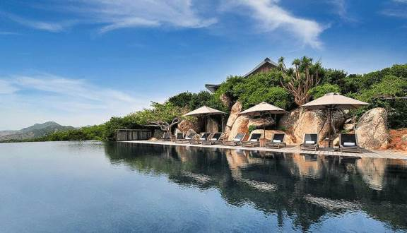 Resort tốt nhất Việt Nam với những căn phòng luxury giá trên 100 triệu đồng