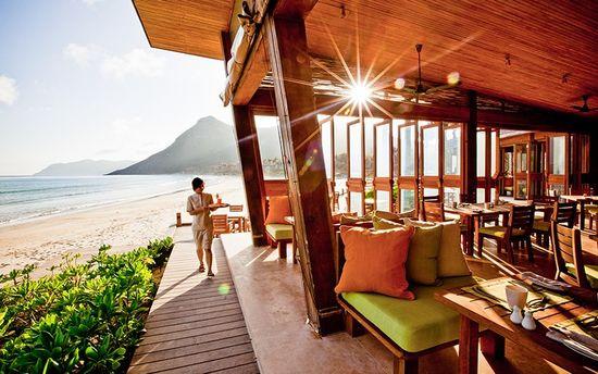 Resort Six Senses Côn Đảo, Bà Rịa Vũng Tàu- đây là khu nghỉ dưỡng đẳng cấp 5 sao duy nhất tại Côn Đảo.